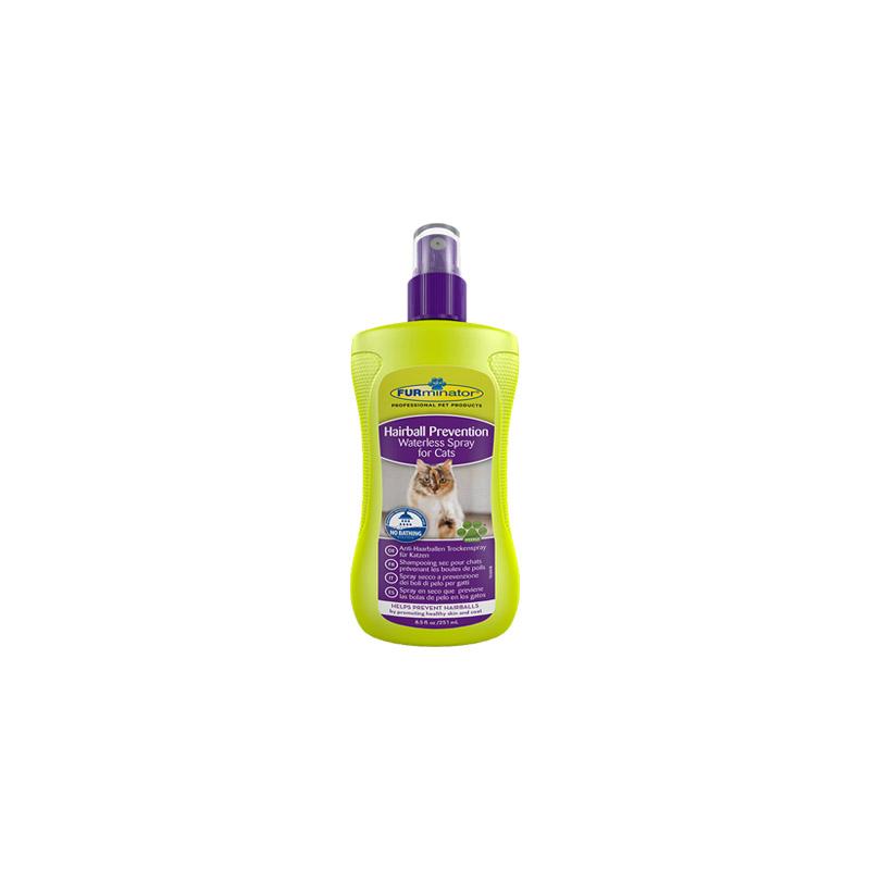 Furminator cat hairball spray 250ml
