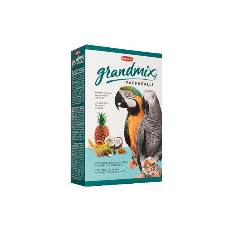 Padovan pappagalli grand mix 600g