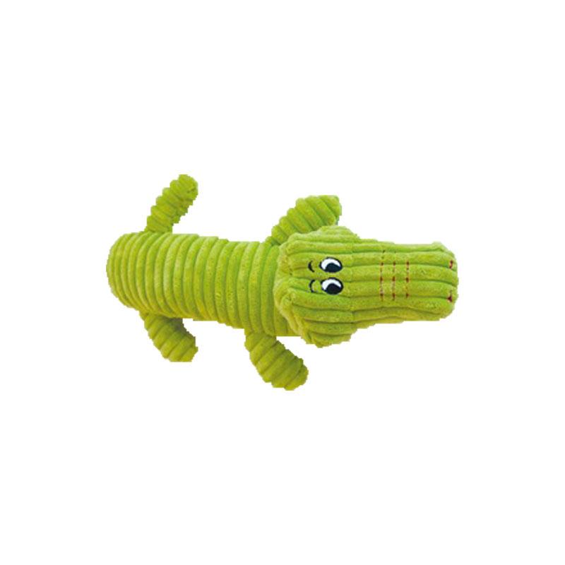 Plišana igračka krokodil sa zvukom M-pets