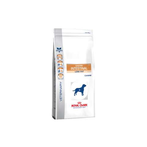 Rc gastroint.low fat dog 1.5kg