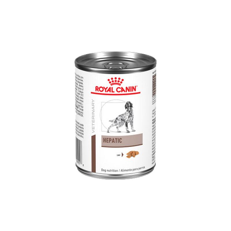 Rc hepatic dog konzerva 420gr
