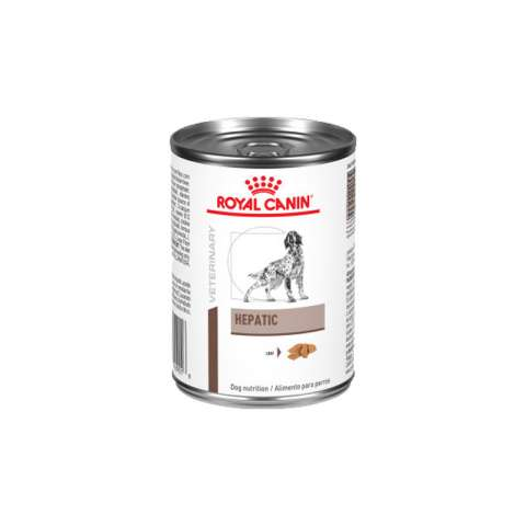 Rc hepatic dog konzerva 420gr