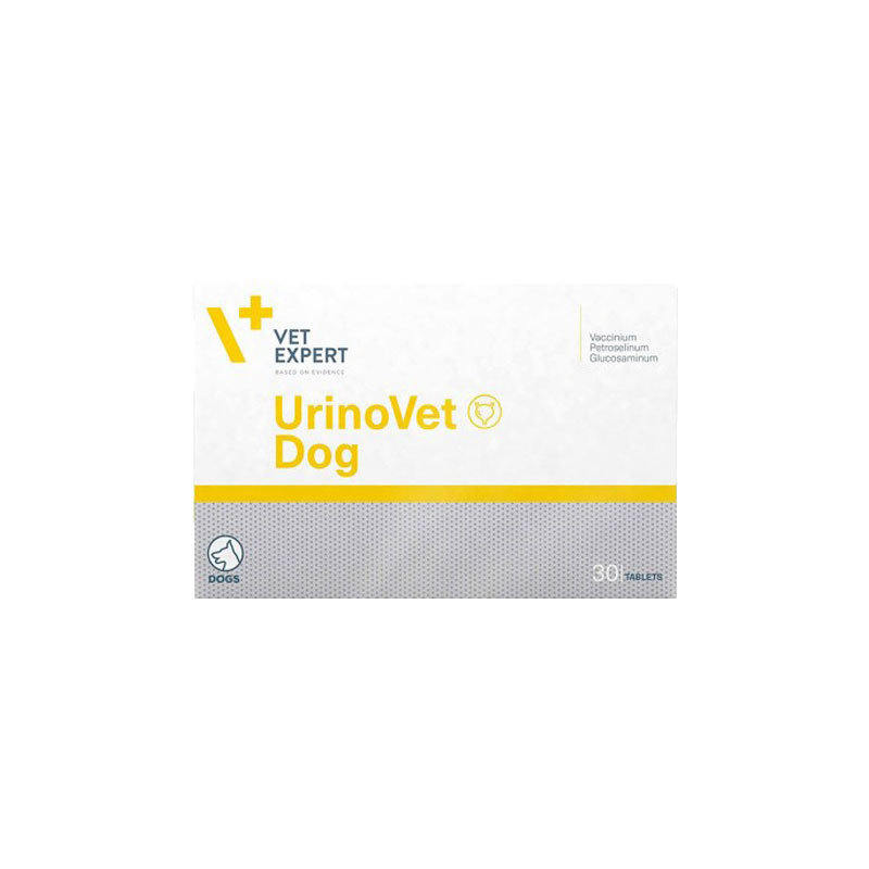 Urinovet dog 30 tab.