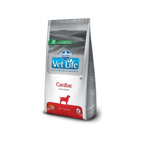 Vet life cardiac dog 10kg